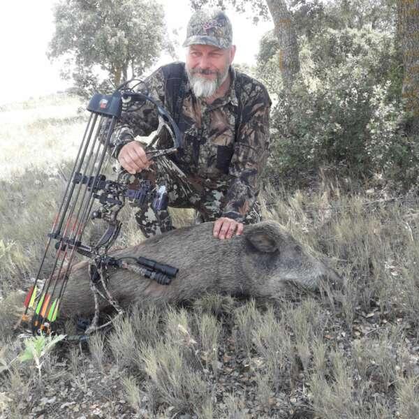 Gescin Hunting - Caza mayor en España 180