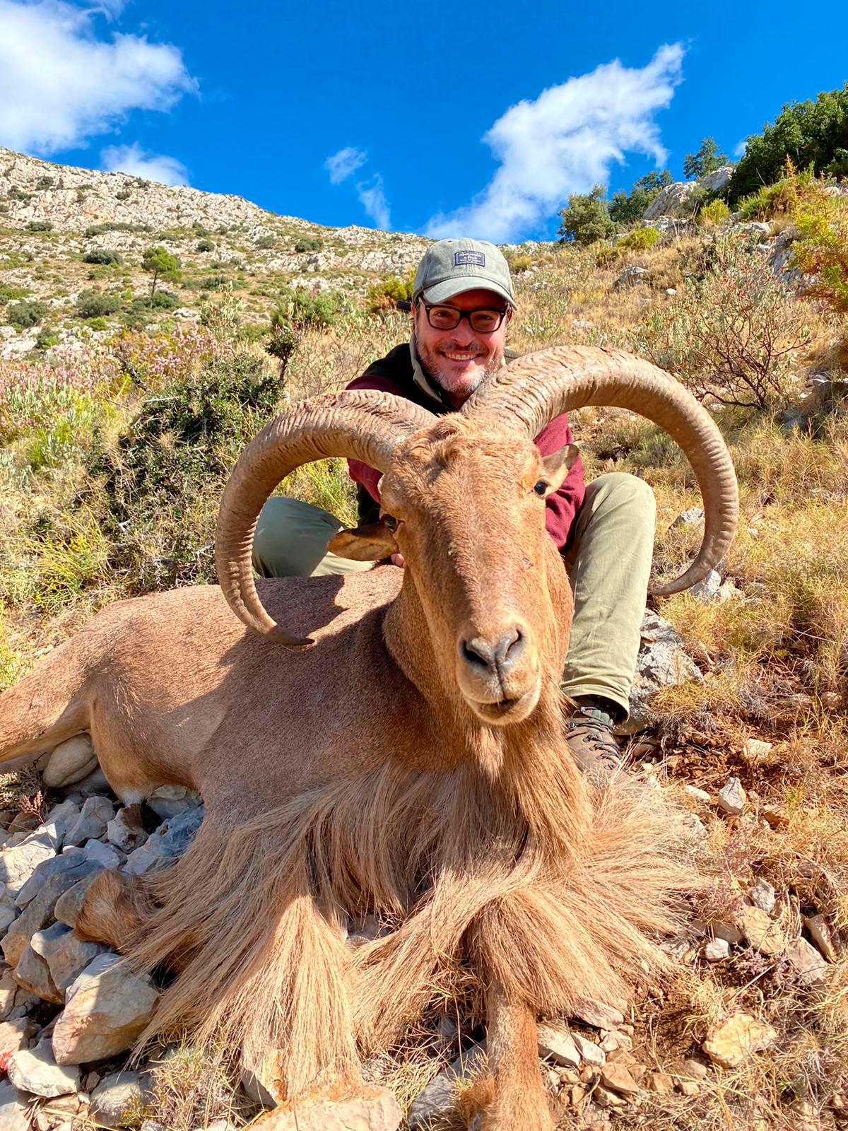 Gescin Hunting Caza Mayor en España Rececho de Arrui 04