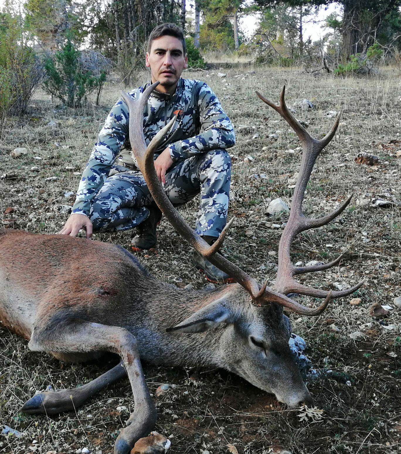 Gescin Caza Mayor en España 11-20 rececho de ciervo 05